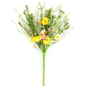 Daisy and Marigold Mixed Berry Bouquet