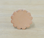 12 pack - Thick Leather Concho Rosette 3.2cm Concho leathercraft