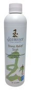 Jadience Stress Relief Bath or Foot Spa Soak - 240ml - For Overall Mind & Body relaxation and stress reduction | Sleep Better | Joint Support & Muscle Relaxer | Headache, Fatigue & Emotional Imbalances