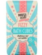 Dirty Works Fizzy Bath Cubes, 8 Fizzer Cubes