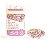 Live Beautifully Vegan Deodorant - Lavender & Litsea - Aluminium Free