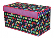Emoji Pals Hearts and Collapsible Storage Trunk