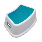 M'Baby Sturdy Anti-slip and Portable Lightweight Step Stool for Kids, Nice Gift for Toddler