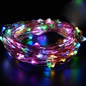 Doober LED Battery String Operated Fairy Light Xmas Light Party Wedding Lamp