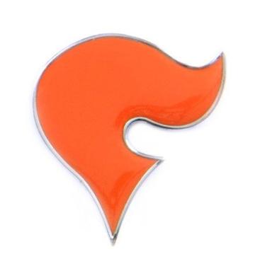 Pokemon Badges - Villain Emblems - Team Flare