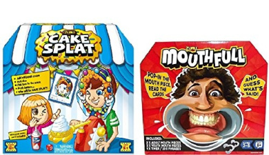 Mouthful and Cake Splat Two Pack