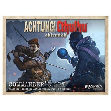 Achtung! Cthulhu: Skirmish Commander Set