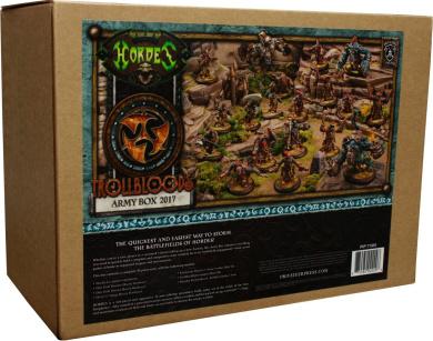 Hordes Trollbloods Army Box 2017