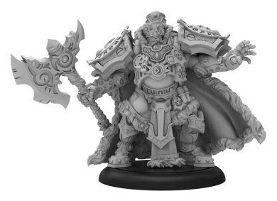 Warmachine Khador Greylord Forge Seer Solo