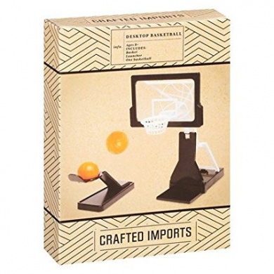 Crafted Imports Desktop Basketball Game