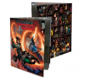 Ultra Pro D & D Dungeons & Dragons Character Folio - Wizard