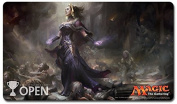 Magic the Gathering StarCityGames Open Playmat - Dark Salvation - Liliana Vess