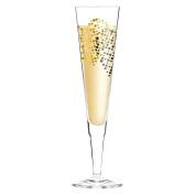 Ritzenhoff 1070229 Champagne Champagne Flute Glass, 7 x 7 x 24 CM, Multi-Colour