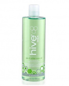 Hive Coconut and Lime Pre and After Wax Treatment Oil 400 ml