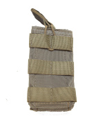 Russian army spetsnaz SSO SPOSN molle open top AK mag tactical pouch