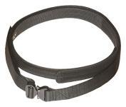 TAC SHIELD T30IDSM/MDBK Inner Duty Outer Hook and loop Belt, Black, Black