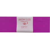 Alberts Large Crepe Paper - Light Purple - 50cm x 250cm