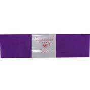 Alberts Large Crepe Paper - Dark Purple - 50cm x 250cm