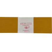 Alberts Large Crepe Paper - Light Brown - 50cm x 250cm