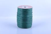 Premier Quality Matte Rayon Raffia Crochet Yarn,100-Yard Spool,Hunter
