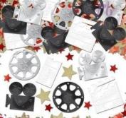 Hollywood Star Attraction Hollywood Movie Confetti 14g