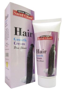 Saeed Ghani Hair Growth Cream