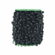 1 Roll DIY Craft Beads Chain String Fishing Line Making Jewellery Garland Wedding Decor Beads Thread Black 30M