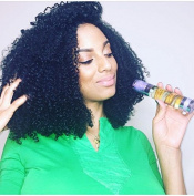 Heaven HairYum HairGrowth Oil.