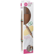 Wilton Industries Rosanna Pansino Rolling Pin with Markers, Assorted
