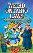 Weird Ontario Laws