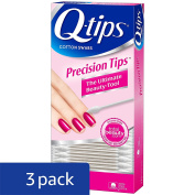 Q-tips Cotton Swabs, Precision Tips 170 ct