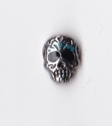 Dia de los Muertos Day of the dead mask Floating Charm
