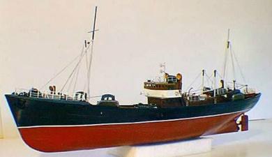 St. Sisapon - Model Ship Kit by Dean's Marine