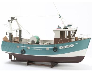Boulogne Etaples - Model Ship Kit by Billing Boats