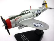 Republic P-47 Thunderbolt 1/72 Scale Diecast Metal Model