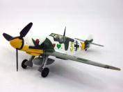 Messerschmitt Bf-109 1/72 Scale Diecast Metal Aeroplane Model