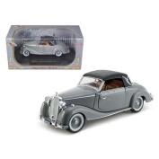 1950 Mercedes 170s Soft Top Grey 1/32 Diecast Model Car by Signature Models