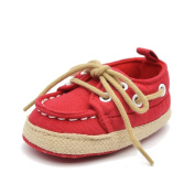 Baby Kids Boy Girl Denim Soft Sole Sneaker Toddler Shoes