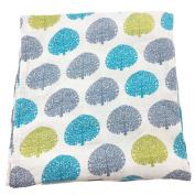 Bambino Land Big Bambino Bamboo Single Layer Muslin Blanket - Tree of Life