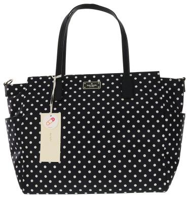 Kate Spade New York Blake Avenue Kaylie Baby Bag Nappy Bag (Diamond Dot)