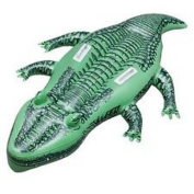 "Inflatable, Blow Up, Children's Crocodile, 66"" x 35"""