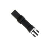 TAC SHIELD T6091CY SRB Attachment Swivel Loop Sling, Black, Black