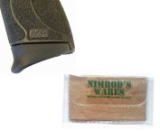 Pearce Grip S & W M & P Shield 45 .45ACP Extension PG-MPS45 + Nimrod's Wares Microfiber Cloth