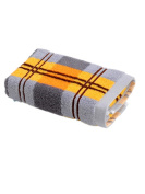 NPlusEins Pack of Price Pack Cotton Good Price 35 x 75 cm Terry Towel Hand Towel, yellow, 1