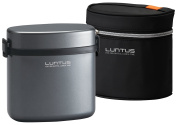 ASVEL Stainless insulation lunch box With bag「LUNTUSWS」HLB-W800N