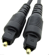 10M SPDIF Fibre Optic Cable Digital Audio Toslink Male to Male Connectors