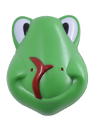 Bestwoohome Plastic Animal Toothbrush Holder Organisers with Suction Cup for Kids,