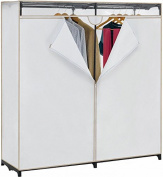 Tidy Living - 150cm Cloth Closet - Stand Alone Portable Storage Organiser
