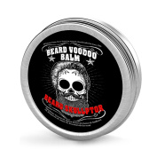 Coconut Oil Beard Balm For Growth and Softening - Made from All Organic Beneficial Oils - Large 60mls Beard Skullptor Balm