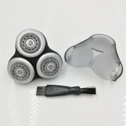 U-nique Replacement Shaver Head For Norelco RQ12 RQ10 RQ11 RQ32 S9000 S7000 Series With Protection Cap Guard